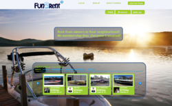 Peer-to-peer boat rentals